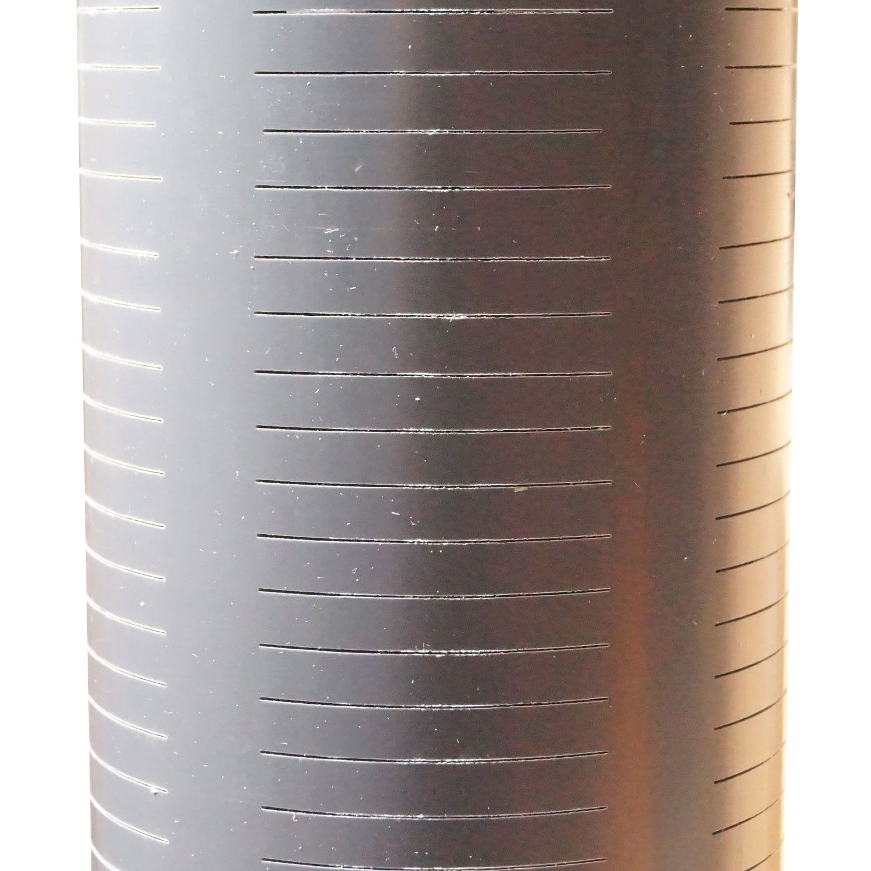 Crépine anti-sable 30/100 PVC Ø90mm Hauteur 1m