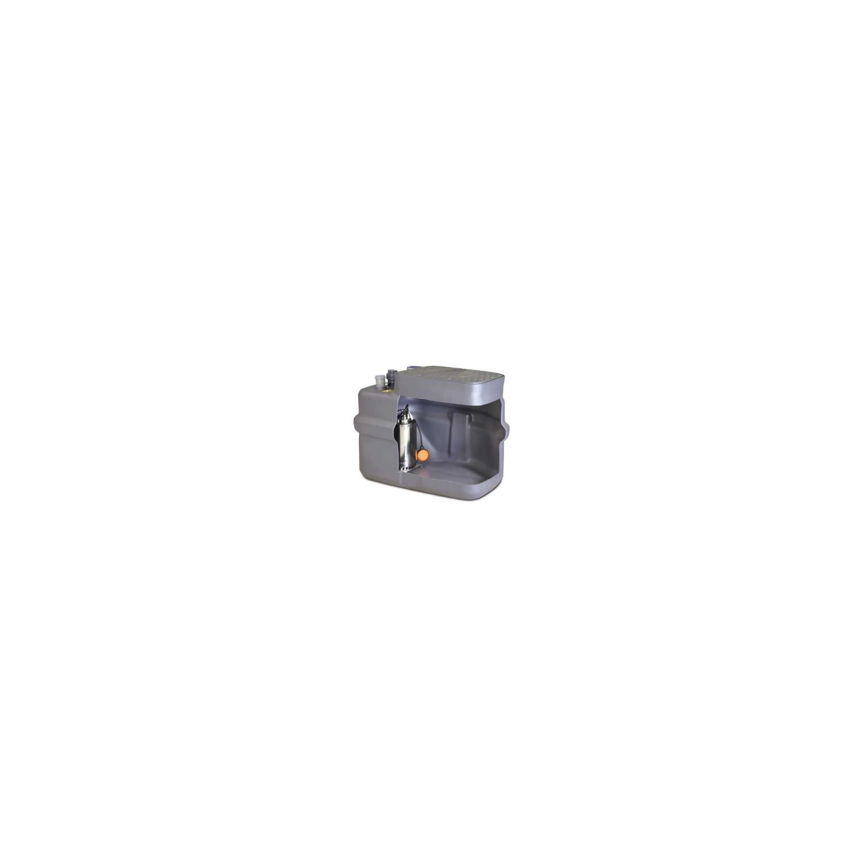 Station de relevage 250L - Pompe Inox 220V - 1.1 kW - Eaux chargées
