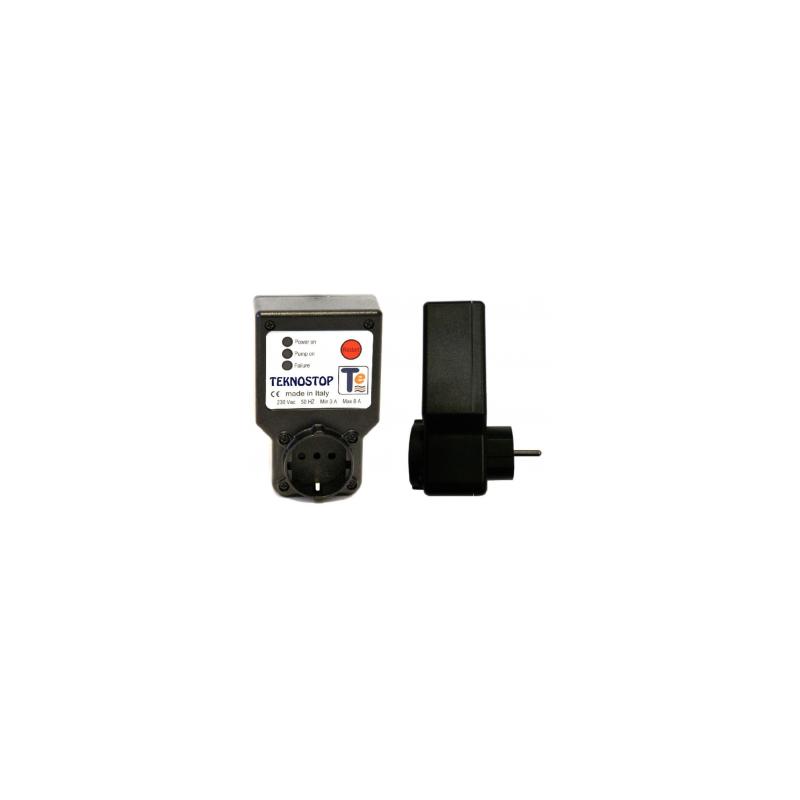 Sécurité manque d'eau pour pompe de surface mono 230V