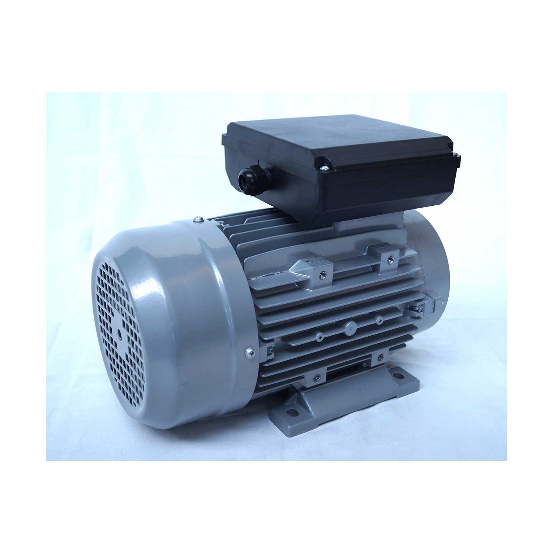 Moteur electrique 220v monophasé 1.1kW, 1500 tr/min, B14