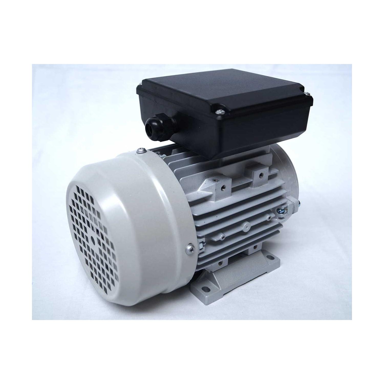 Moteur electrique 220v monophasé 0.55kW, 3000 tr/min, B3
