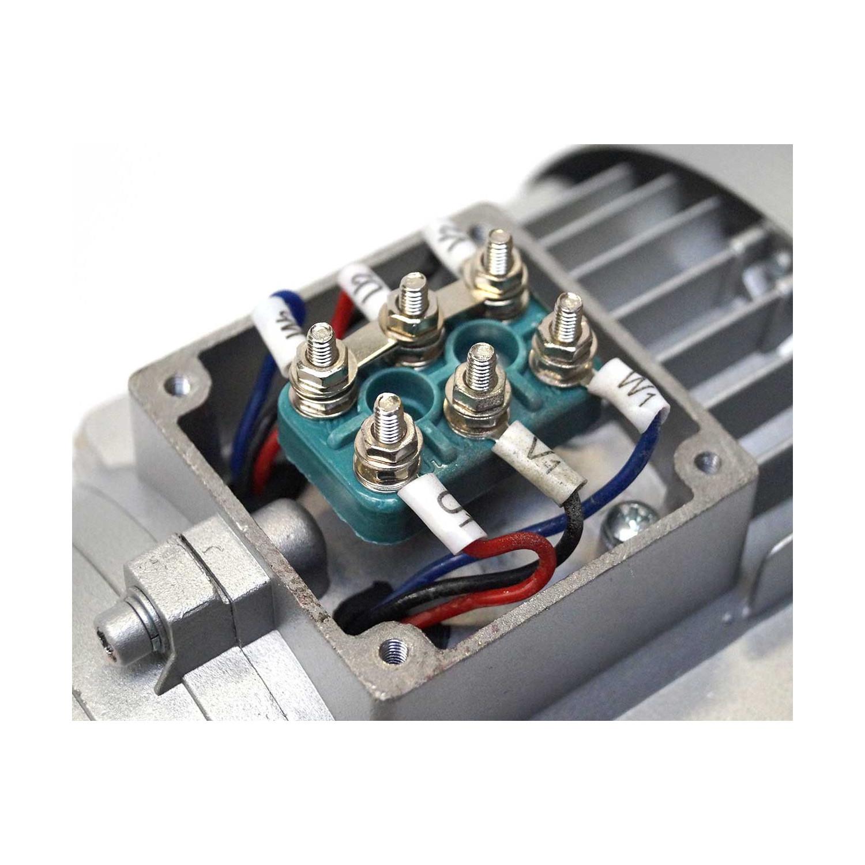 Moteur électrique 230/400V, 3Kw, 1500 tr/min