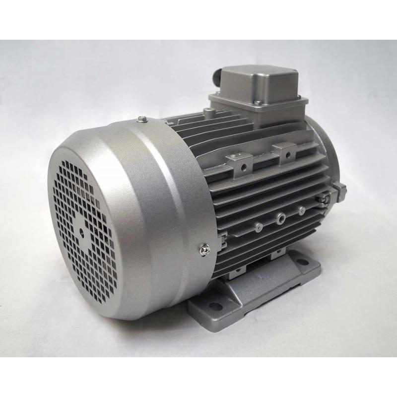 Moteur électrique 400/700V, 5.5Kw, 1500 tr/mn
