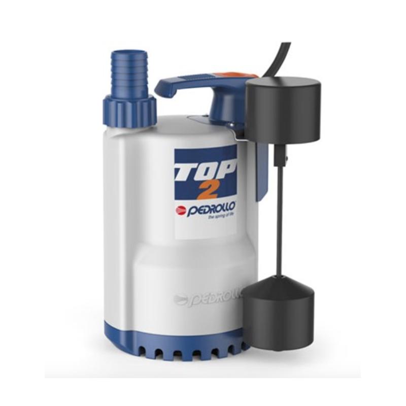 Pompe de relevage eaux pluviales 0.25Kw - 140L/min - Flotteur vertical