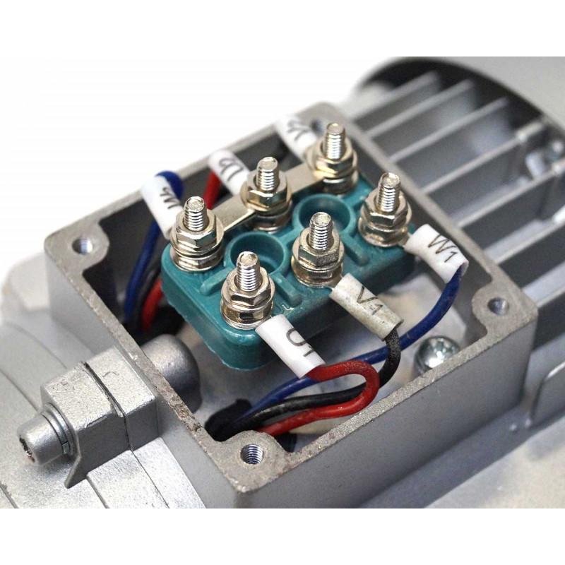 Moteur électrique 400/700V, 3Kw, 3000 tr/mn -B35