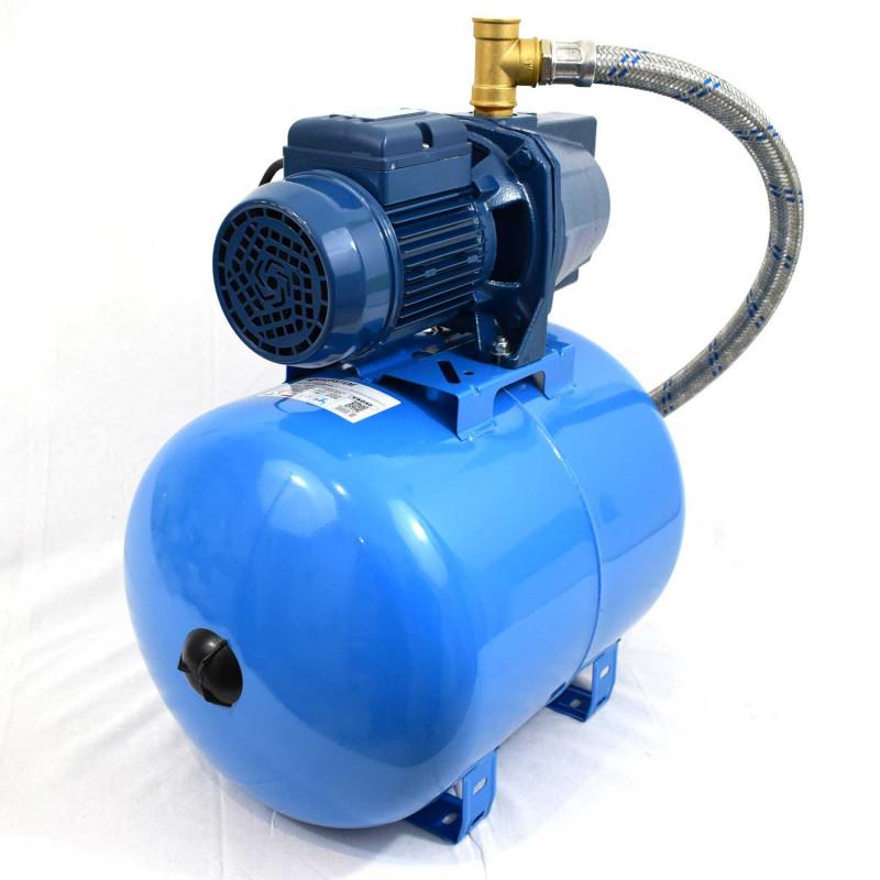 Pompe avec surpresseur 80L - 230V