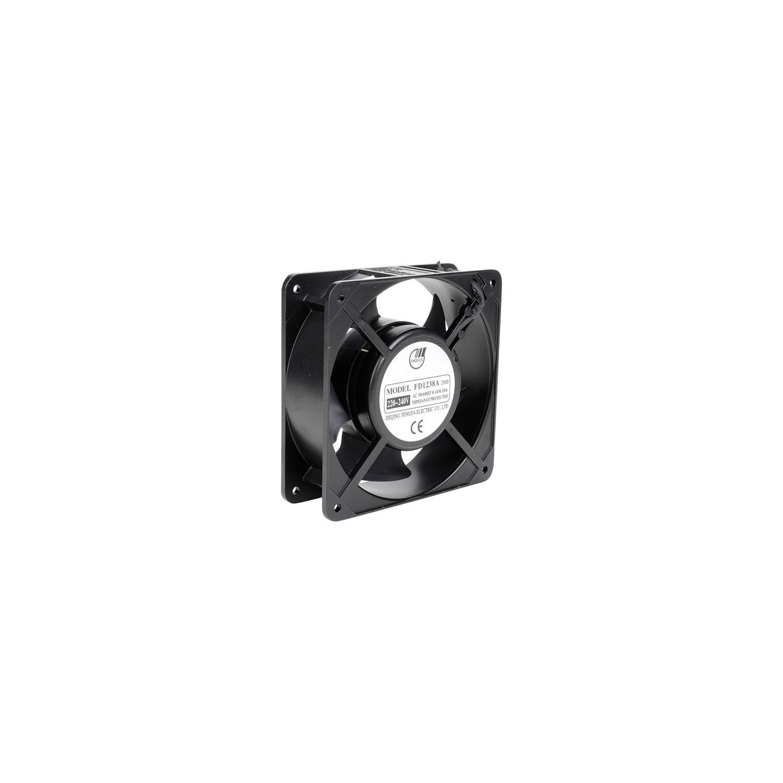 Ventilateur axial silencieux FD Carré 92x38