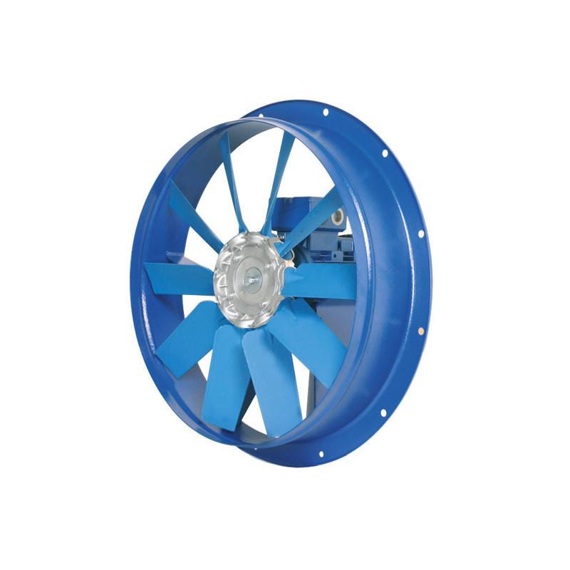 Ventilateur  axial, platine métallique HBA Ø63T41 400 V Triphasé