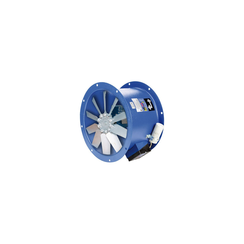 Ventilateurs axiaux tubulaires HMA Ø56M4 3/4