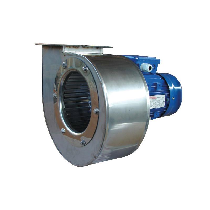 Ventilateur inox pour vapeurs corrosive BA Ø1306T4RRD