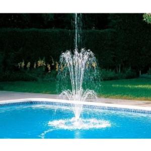 Pompe pour fontaine et cascade bassin extérieur